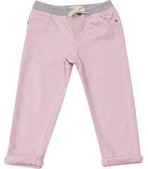 jeans jogger rosado corona