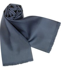forzieri designer men's scarves, solid silk scarf