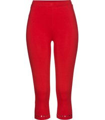 leggings a pinocchietto (rosso) - bpc selection
