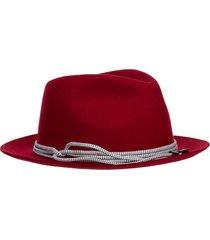 emporio armani cross hat