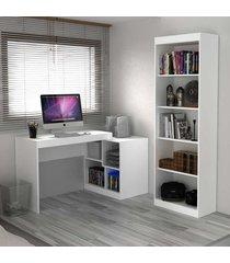 escritório completo 25872 branco tx - hecol