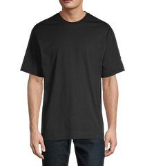 y-3 men's gfx graphic t-shirt - black - size xs