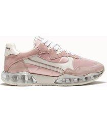 alexander wang sneakers stadium colore rosa