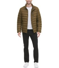 kenneth cole new york men's puffer jacket