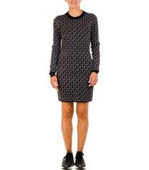jurk met stippen mini-jurk mf08z4sf5r