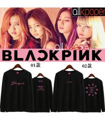 2017 kpop blackpink sweater square one lisa hoody hoodie pullover sweatershirt