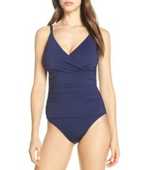 women's tommy bahama pearl one-piece swimsuit