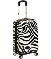 "rockland 20"" hardside carry-on spinner"