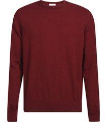 eddy monetti classic ribbed sweater