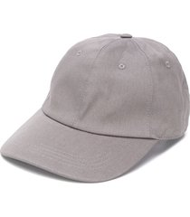 eleventy stitched baseball cap - grey