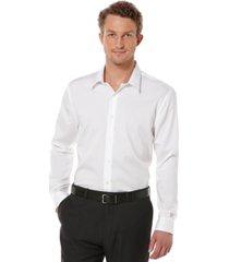 perry ellis big and tall long sleeve non-iron shirt