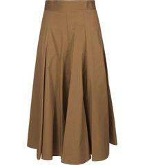 dsquared2 long length skirt