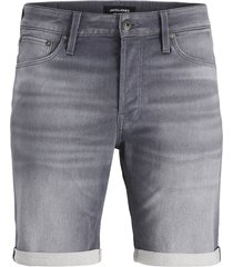 jack & jones short - regular fit - grijs
