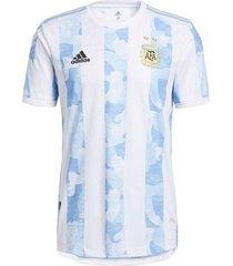 camiseta celeste adidas homae oficial argentina