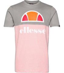 el arbatax tee t-shirts short-sleeved grå ellesse