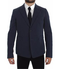 stretch casual blazer