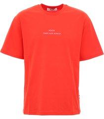msgm times new roman t-shirt