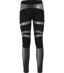 leggings (nero) - bodyflirt boutique