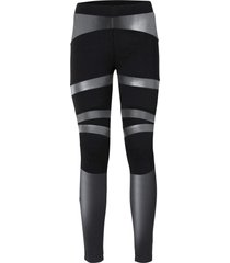 leggings (nero) - bodyflirt boutique