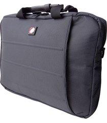 bolso para laptop swissbrand stanford briefcase-negro