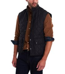 barbour men's lowerdale quilted vest