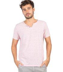 camiseta taco gola portuguesa masculina