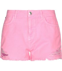 my twin twinset denim shorts