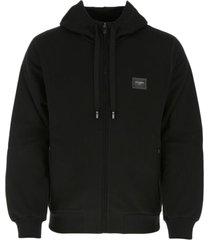 dolce & gabbana hoodie zip