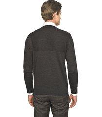 sweter slam półgolf grafit
