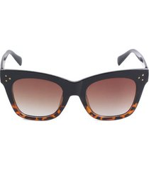 gafas mujer lente degrade cafe color surtido, talla uni