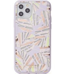 kate spade new york island leaf iphone 11 pro case