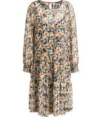jurk met print chantell  multi