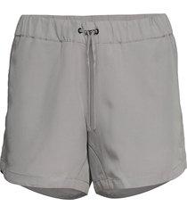 w race woven shorts shorts sport shorts grå sail racing