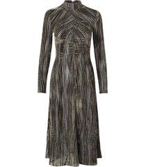 velvet devore jurk