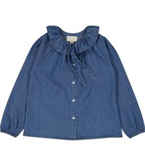 camicetta chambray angèle