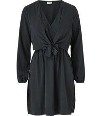 klänning jdypita l/s tie dress