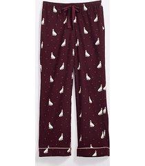 loft cat pajama pants