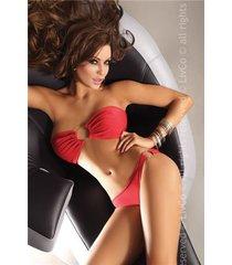 kostium kąpielowy amphitrite red