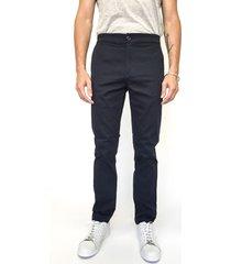 pantalón azul prototype chino