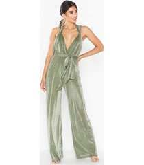 u collection knot jumpsuit jumpsuits