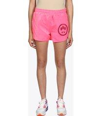 barrow organza shorts