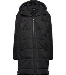hmlsilo coat gevoerd jack zwart hummel