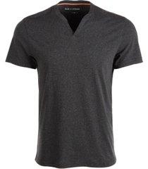 sun + stone men's v-neck t-shirt, created for macy's