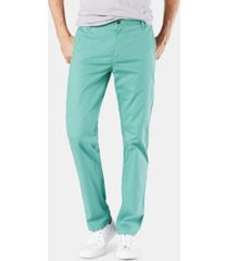 dockers men's alpha duraflex lite slim-fit stretch twill pants