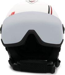 rossignol allspeed visor helmet - white