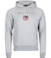 sweater gant gant shiel hoodie
