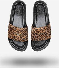klapki kubota premium animal leopard
