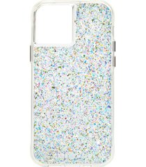 case-mate twinkle ombre iphone 12/12 pro case - purple
