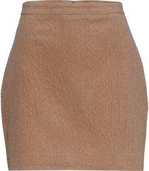 cory short skirt 11305 kort kjol beige samsøe & samsøe
