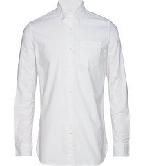 elder ls oxford shirt - gots/vegan overhemd business wit knowledge cotton apparel